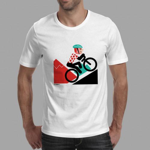 T-shirt homme Rider grimpeur