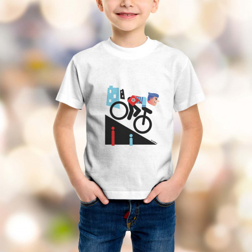 T-shirt enfant Rider fixie