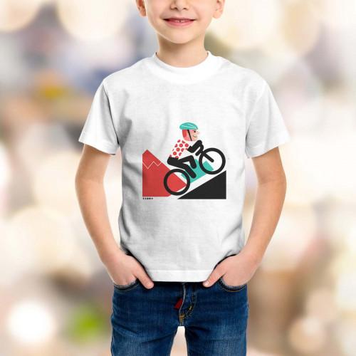 T-shirt enfant Rider grimpeur