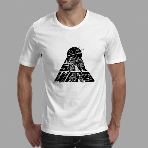 T-shirt homme Etoile noire