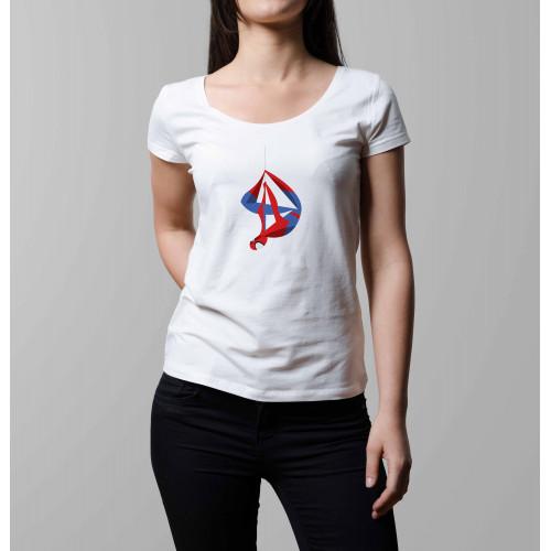 T-shirt femme Spiderman