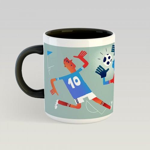 Mug Foot But!