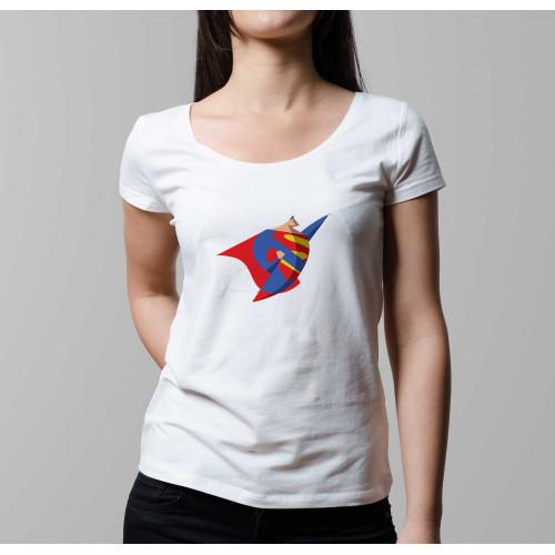 T-shirt femme Superman