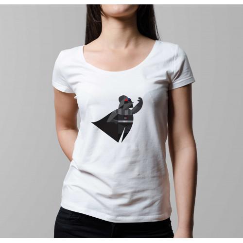 T-shirt femme Etoile noire