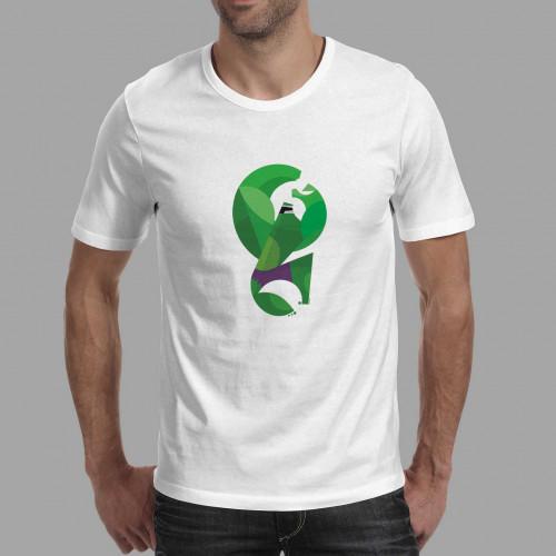 T-shirt homme Hulk
