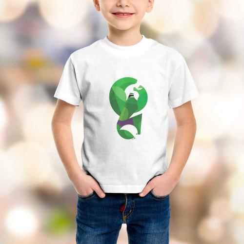 T-shirt enfant Hulk