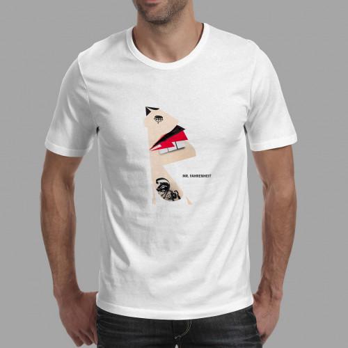 T-shirt homme Mr. Fahrenheit