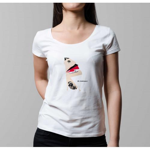 T-shirt femme Mr. Fahrenheit