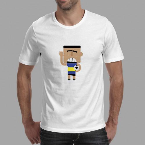 T-shirt homme Juan-Roman Riquelme