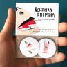 Badges Bohemian Rhapsody