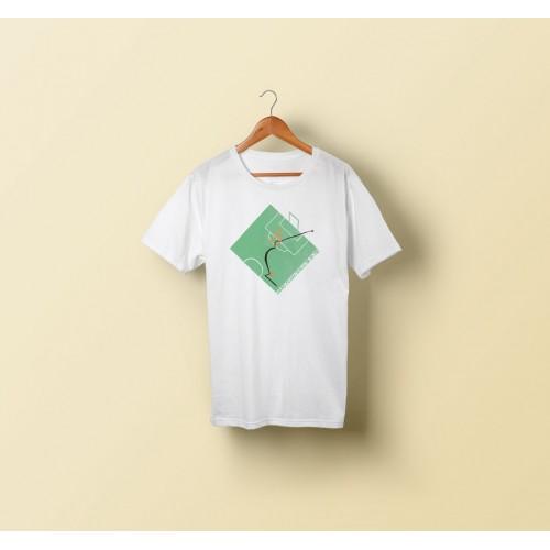 T-shirt homme Trauma Battiston 82
