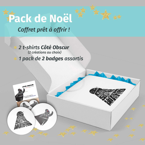 Pack Noël Star Wars homme