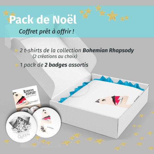 Pack Noël Bohemian Rhapsody
