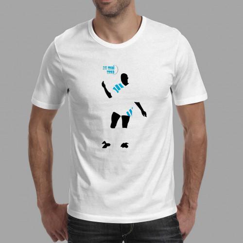 T-shirt homme Boli, OM-Milan AC 1993