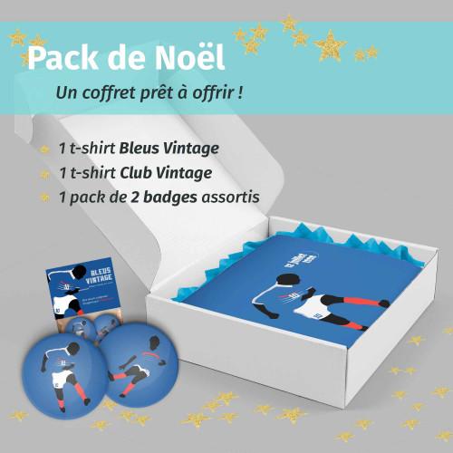 Pack Noël Bleus & Club Vintage