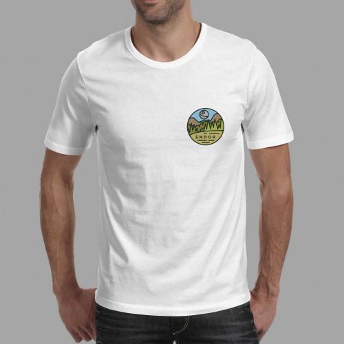 T-shirt homme Endor