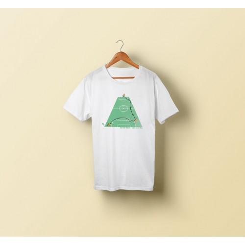 T-shirt homme Trauma Kostadinov 93