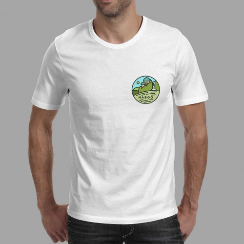 T-shirt homme Naboo