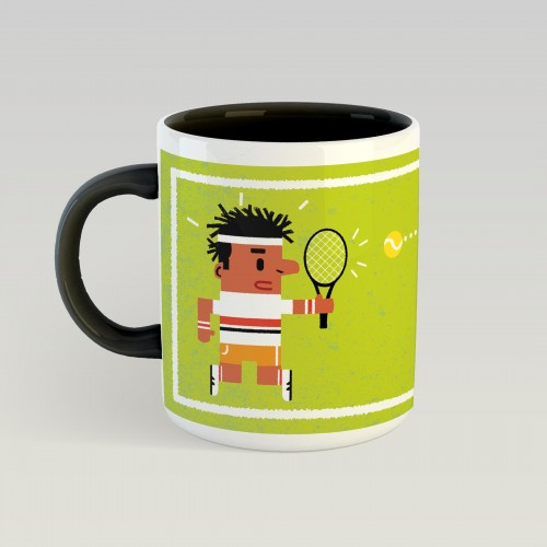 Mug Grand Chelem Wimbledon men