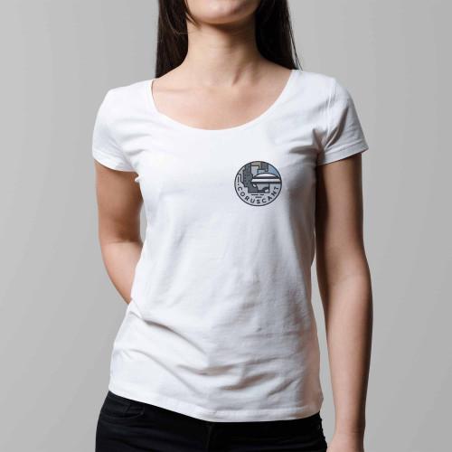 T-shirt femme Coruscant