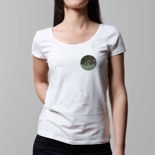T-shirt femme Dagobah