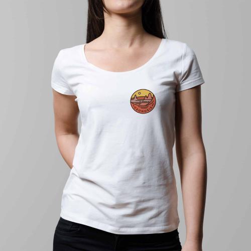 T-shirt femme Geonosis