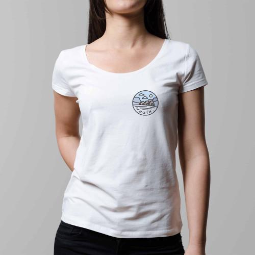 T-shirt femme Hoth