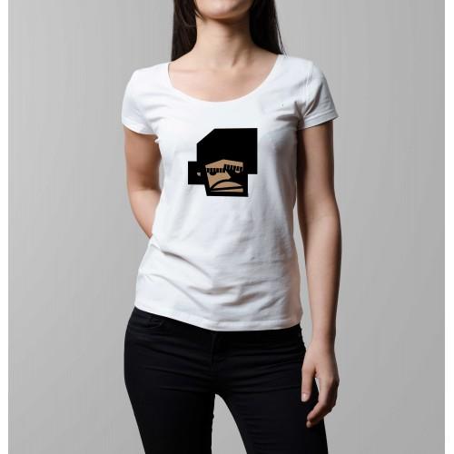T-shirt femme Maradona