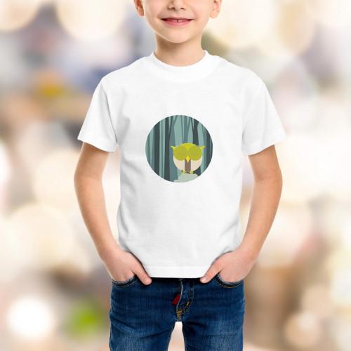 T-shirt enfant Yoda