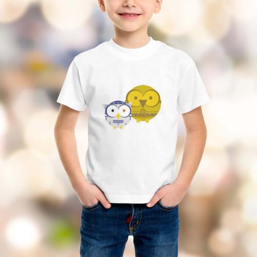 T-shirt enfant Droïdes