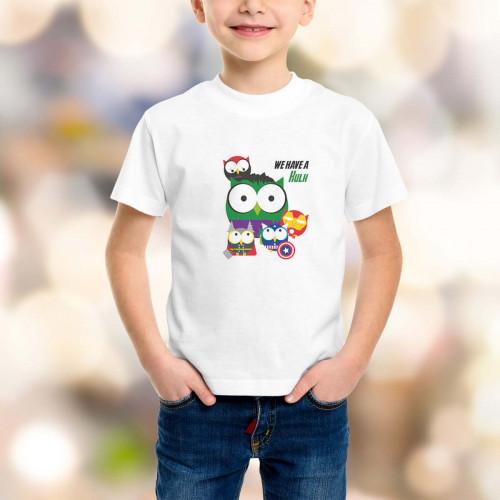 T-shirt enfant Avengers