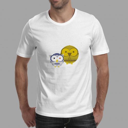 T-shirt homme Droïdes