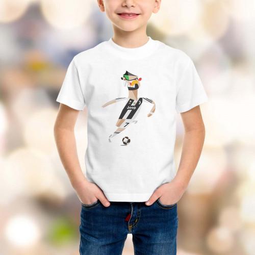 T-shirt enfant Cristiano Ronaldo CR7
