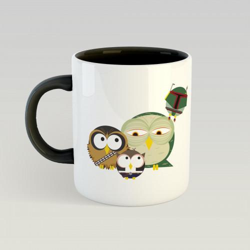 Mug Solo & Chewbacca
