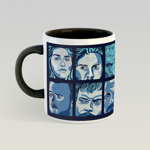 Mug GOT Characters Mosaic