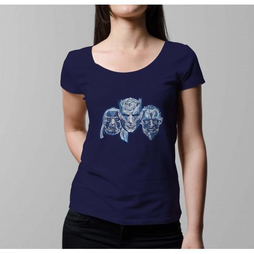 T-shirt femme GOT Night King