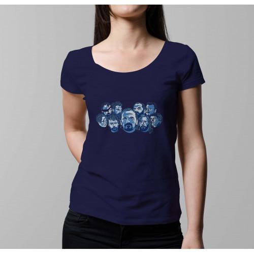 T-shirt femme GOT Characters 1