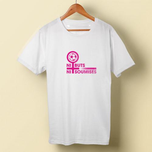 T-shirt homme Ni buts ni soumises