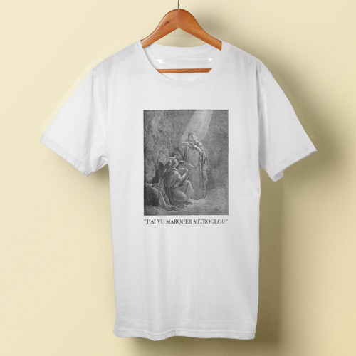 T-shirt H J'ai vu marquer Mitroglou