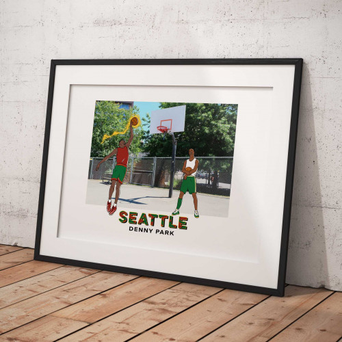 Seattle / Denny Park