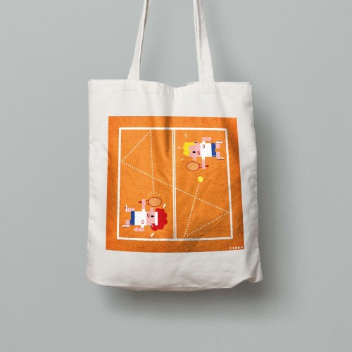 Tote bag Grand Chelem France