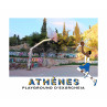 Affiche Athènes / Exárcheia