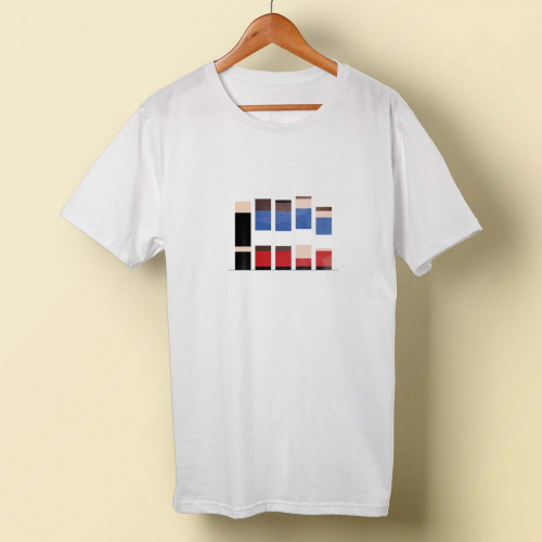 T-shirt homme France icons