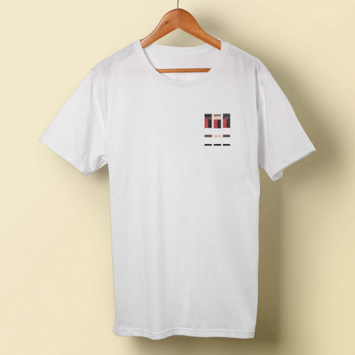 T-shirt homme Milan icons