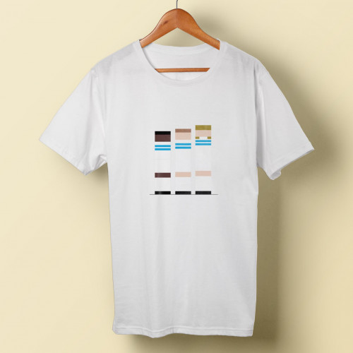 T-shirt homme OM 91