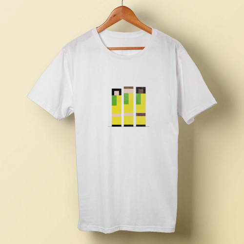 T-shirt homme Nantes icons