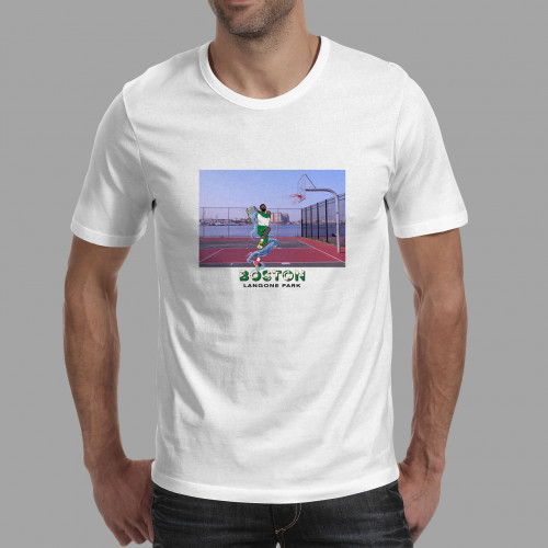 T-shirt homme Boston / Langone Park