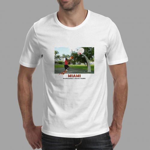 T-shirt homme Miami (version HEAT)