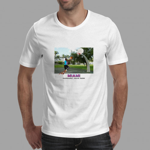 T-shirt homme Miami (version VICE)