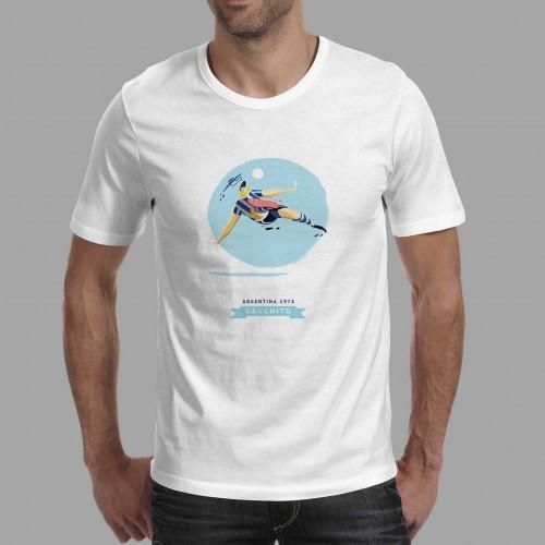 T-shirt homme Mascotte Argentina 1978